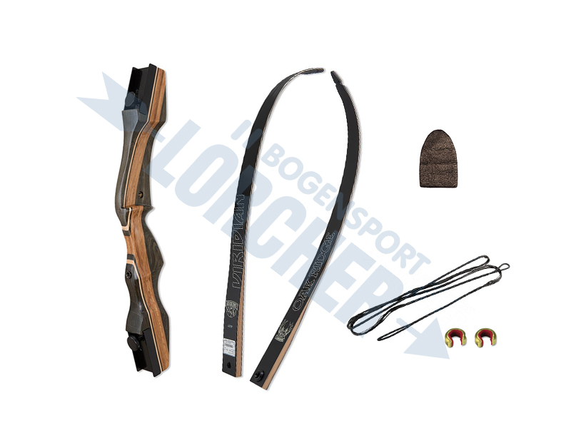 Oak Ridge Jagdrecurve Viridian Set