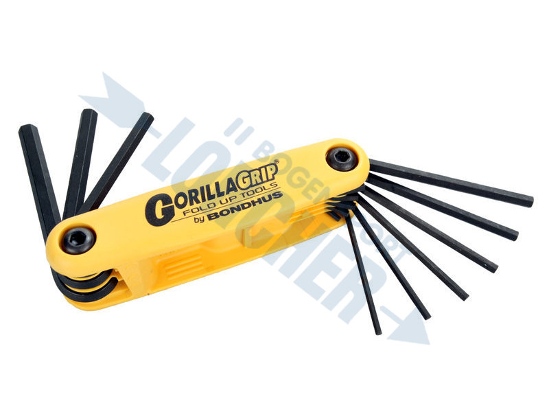 Bondhus Werkzeug Schluesselsatz gross