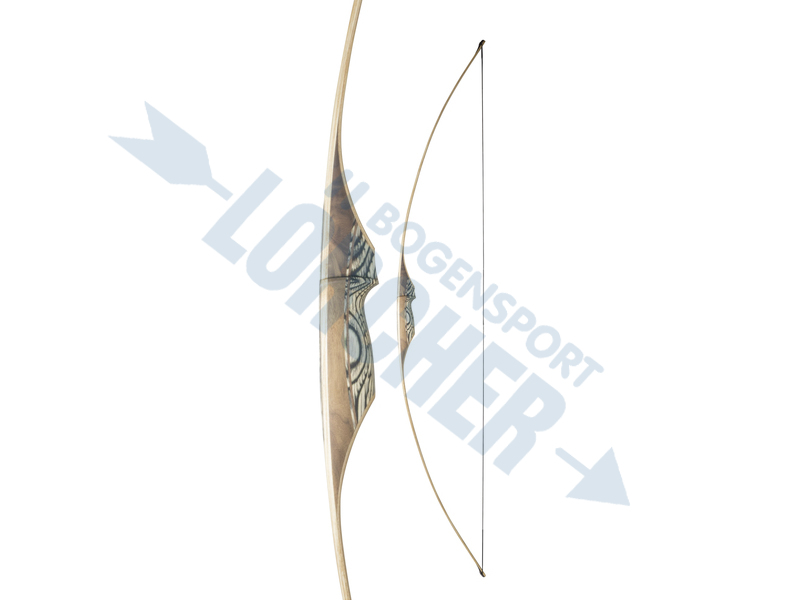 White Feather Longbow Shearwater Clear1