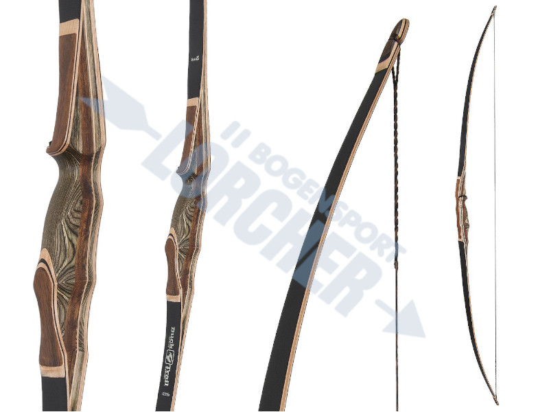 Buck Trail Langbogen Black Hawk 68 Set