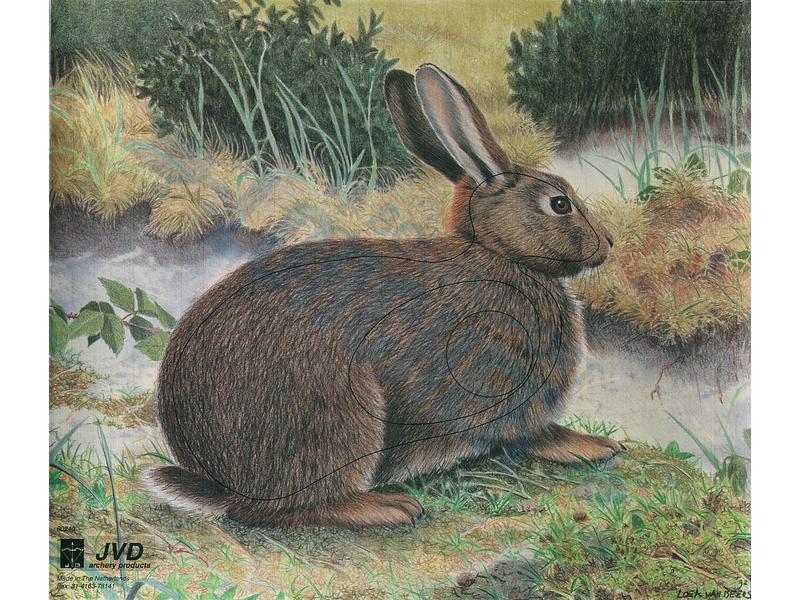 Tierscheibenauflage Kaninchen
