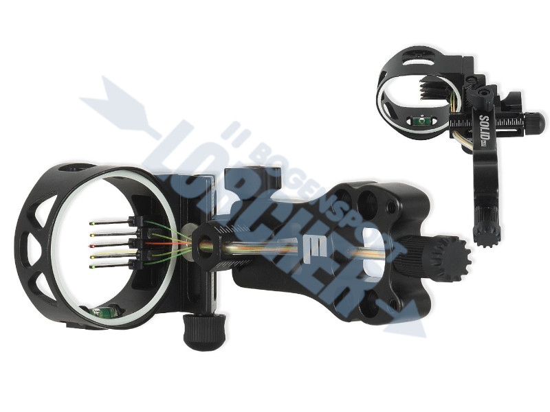 Maximal Pinvisier Solid Micro 5-Pin