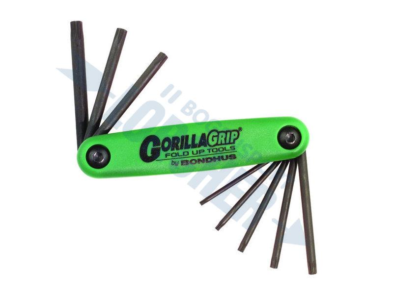 Bondhus Werkzeug Sternschluesselsatz