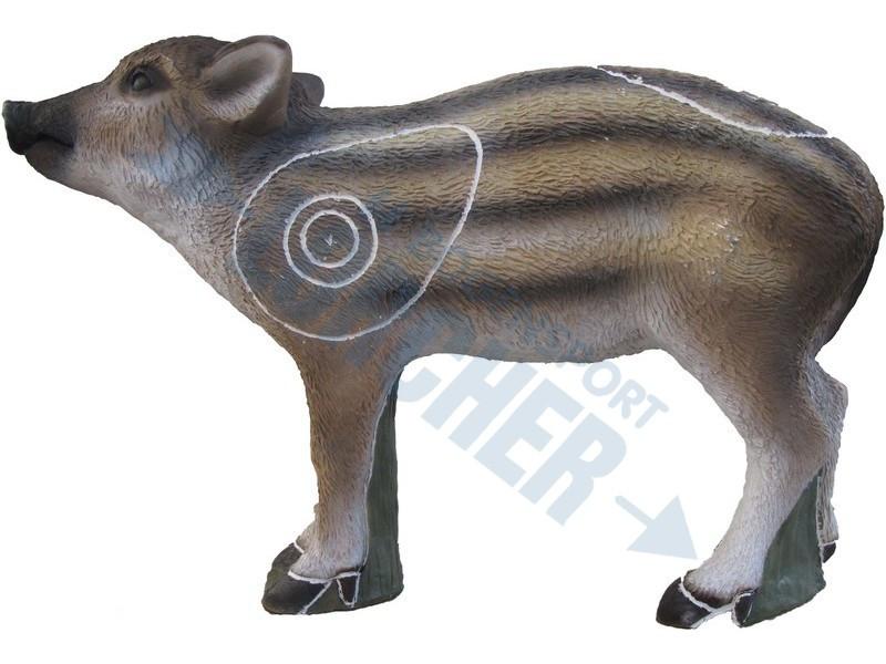 SRT 3D Tierziel Frischlinge