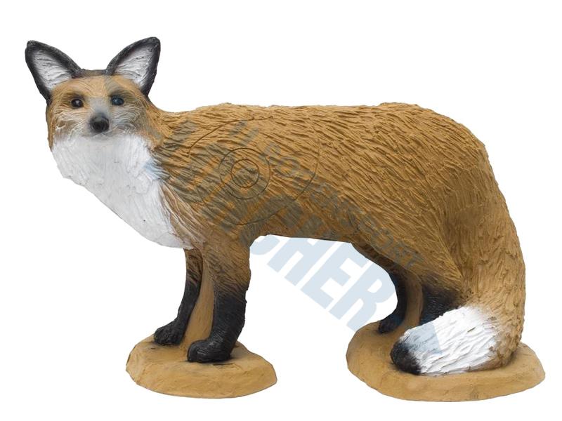 SRT 3D Tierziel Fuchs